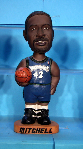 Mitchell Dallas Mavericks  NBA Basketball bobblehead