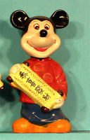 Micky Mouse Disney oriental bobblehead