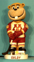 Minnesota Golden Gophers Mascot Goldy Hockey bobblehead