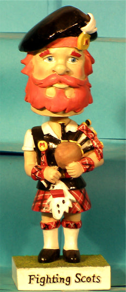 Fighting Scots case of 24 bobblehead