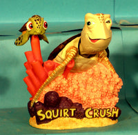 Nemo's Squirt and Crunch Disney bobblehead