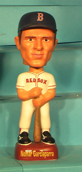 Nomar Garciaparra Boston Red Sox Sams bobblehead