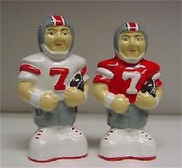 Ohio State Buckeyes Salt & Pepper shakers