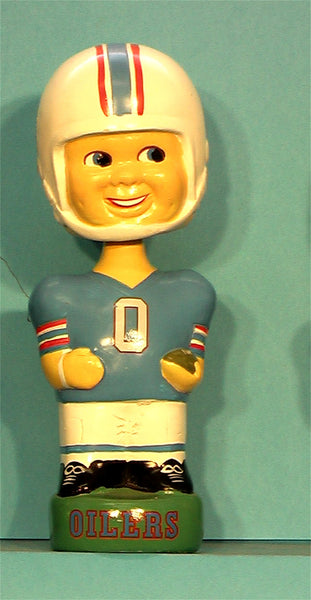 Houston Oilers     Football Bobblehead Twins Enterprise Inc