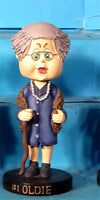 #1 Oldie Woman bobblehead