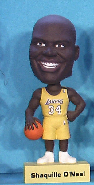 Shaquille Oneal Shaq Los Angeles   NBA Upper Dect bobblehead