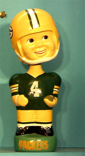 Green Bay Packers      Football Bobblehead Twins Enterprise Inc