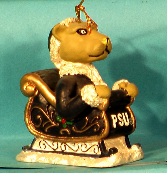 Penn State Nittany Lions '01 NCAA Mascot Christmas Ornament
