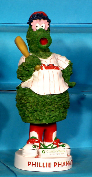 Philadelphia Phillies Mascot The Phanatic bobblebelly