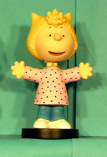 Peanuts Peppermint Patty bobblehead
