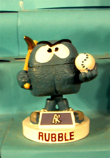 Wilmington Blue Rocks Mascot Rubble bobblehead