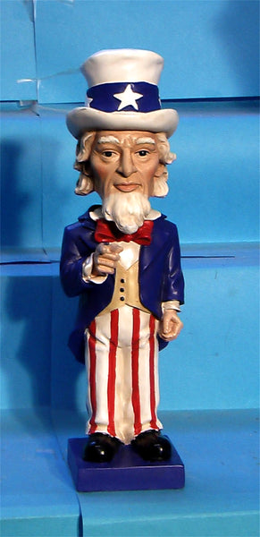 Uncle Sam  bobblehead by Forever Collectibles