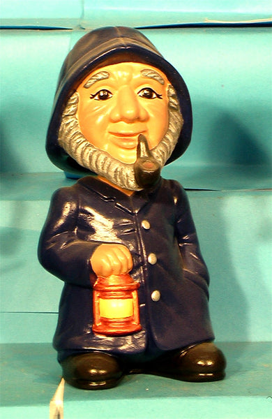 Vintage Old sailor nodder bobblehead