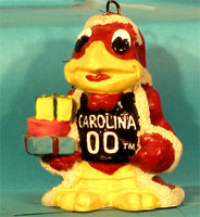South Carolina Gamecocks '99 NCAA Mascot Christmas Ornament