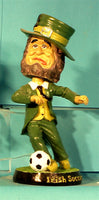 Fighting Irish Soccer Bobblehead