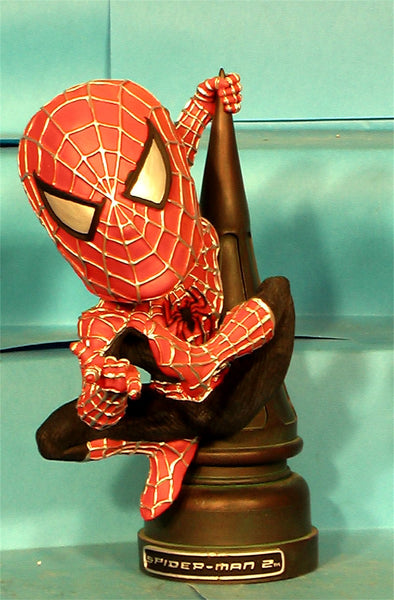 Spiderman NECA bobblehead