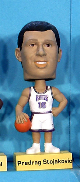 Stojakovic Sacramento Kings NBA Upper Dect bobblehead