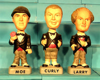 The Three Stooges 2nd Edition Sams Bobbleheads