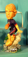 2002 Super Bowl Bobblehead