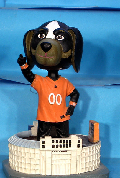Tennessee Volunteers  Mascot Smokey Stadium Bobblehead