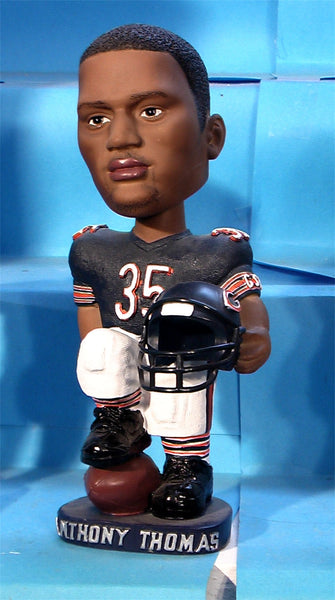 Anthony Thomas Chicago Bears NFL Bobblehead obble Dobbles