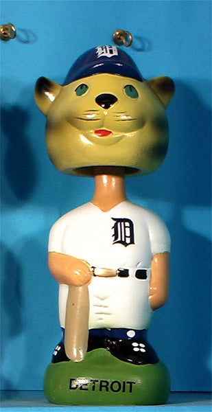 Detroit Tigers 1996 bobblehead Twins Enterprise Inc