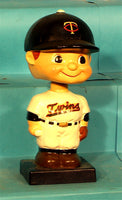 Vintage Minnesota Twins Square base Bobblehead
