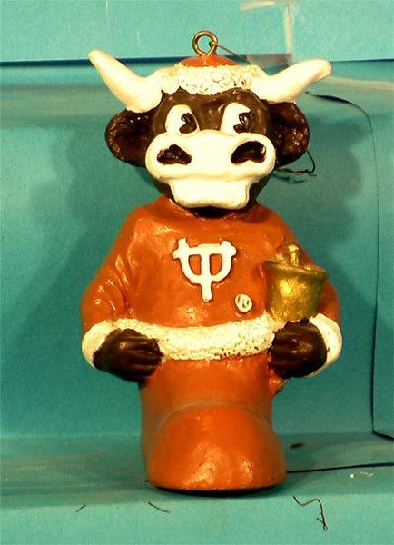 Texas Longhorns '00 NCAA Mascot Christmas Ornament