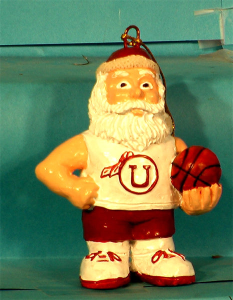 Utah Utes '99  NCAA Mascot Christmas Ornament