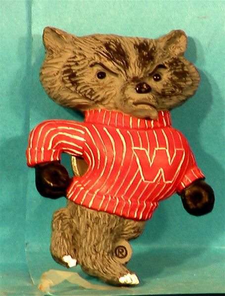Wisconsin Badgers Magnet