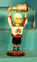 Avalance Stanley Cup MC Bobblehead