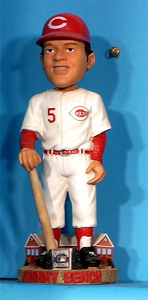 Johnny Bench Cincinnati Reds FC bobblehead