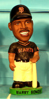 Barry Bonds Giants Black Shirt Bobblehead