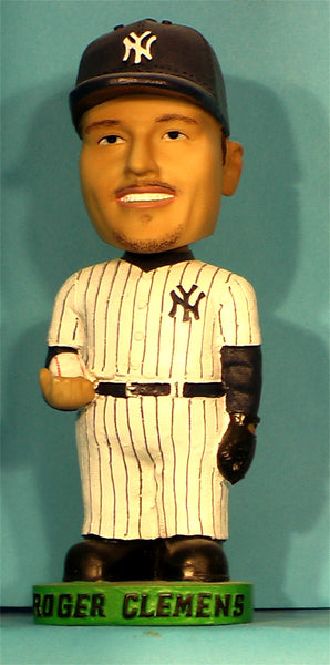 Roger Clemens New York Yankees Bobblehead