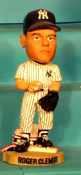 Roger Clemens New York Yankees Bobblehead FC