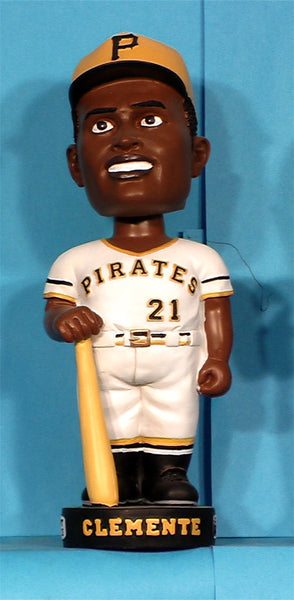 Roberto Clemente Pittsburgh Pirates Bobblehead