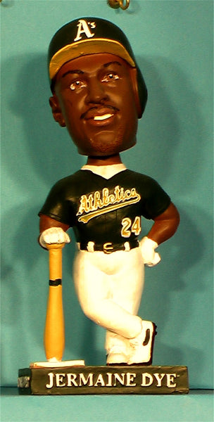 Jermaine Dye Oakland Athletics SGA Bobblehead