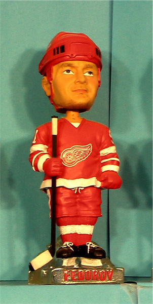 Federov Red Wings FC bobblehead