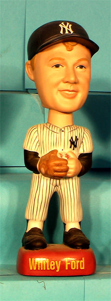Whitey Ford Bobblehead New York Yankees  sams