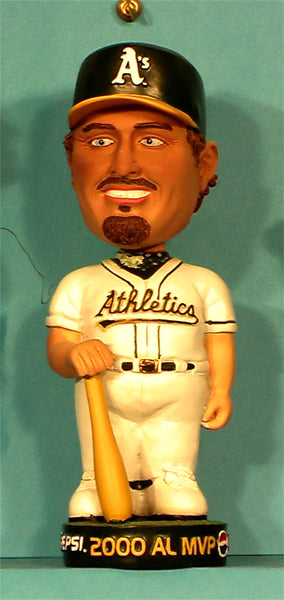 Jason Giambi Oakland Athletics ALMVP Bobblehead