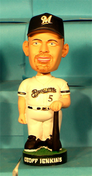 Geoff Jenkins Milwaukee Brewers bobblehead