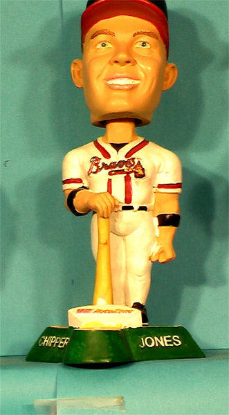 Chipper Jones Atlanta Braves BD&A Bobblehead
