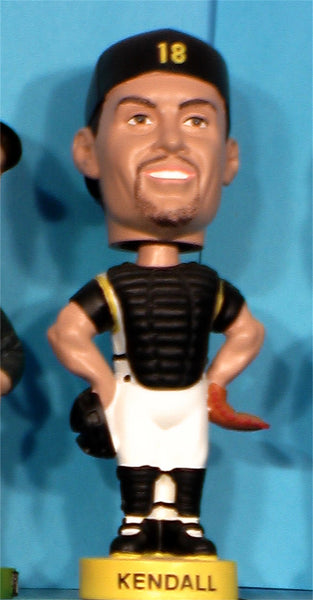 Jason Kendall Pittsburgh PiratesSGA Bobblehead