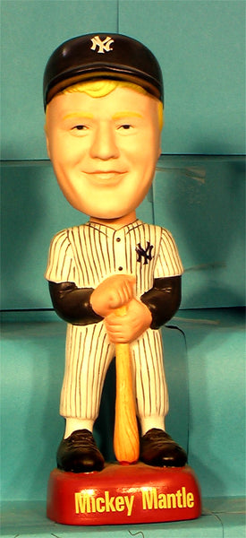 Mickey Mantle New York Yankees Sams  Bobblehead