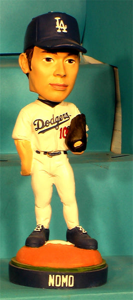 Hideo Nomo Bobblehead Los Angeles Dodgers SGA