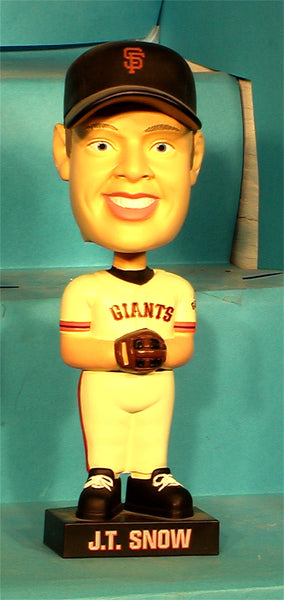J.T. Snow San Francisco Giants Black Base bobblehead