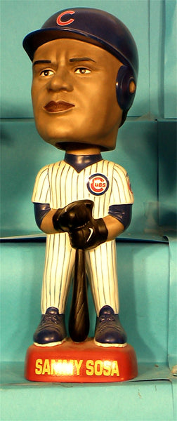 Sammy Sosa Chicago Cubs Sams Home Bobblehead