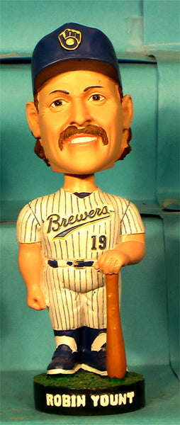 Robin Yount Milwaukee Brewers bobblehead