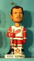 Steve Yserman Detroit Redwings NHL Bobblehead Don Cherry