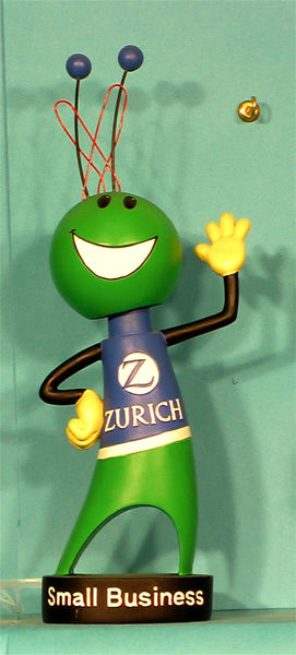Zurich Small Business Bobblehead